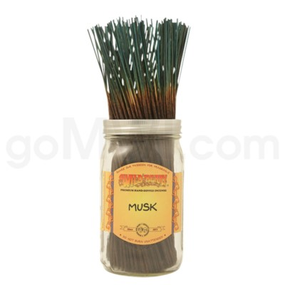 Wildberry Incense Musk 100/ct