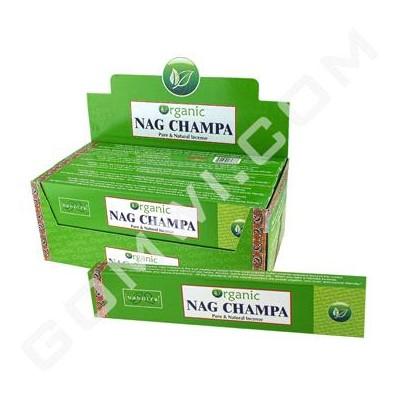 DISC Nag Champa Organic 15g