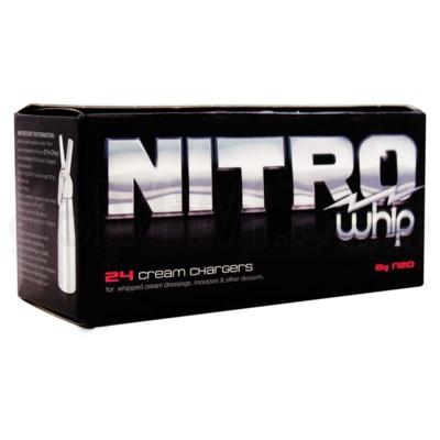 Creamer Nitro whip 24CT 25BX/CS