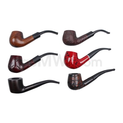 Wooden Pipe 30090
