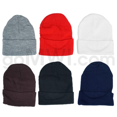 Beanie Cap Assorted Color