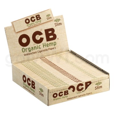 OCB Organic King Size Rolling Papers