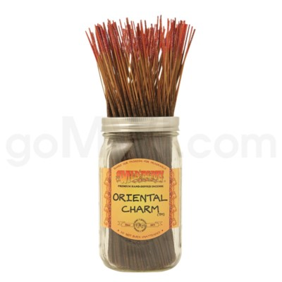 DISC Wildberry Incense Oriental Charm 100/ct