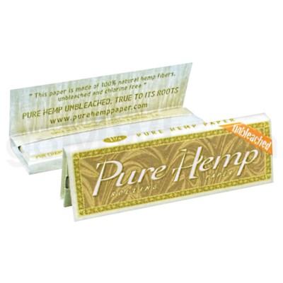 Pure Hemp Unbleached Paper 1 1/4