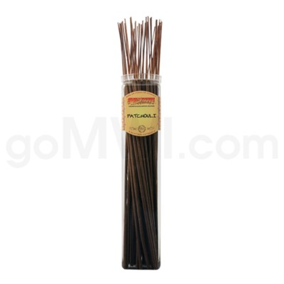 Wildberry Incense Patchouli Biggies 50/ct