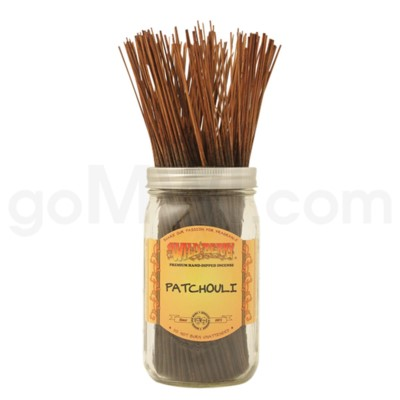 Wildberry Incense Patchouli 100/ct