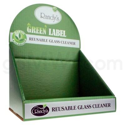 Randy's Green Label Cleaner DISPLAY EMPTY