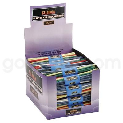 Fujima Pipe Cleaner Soft  48ct