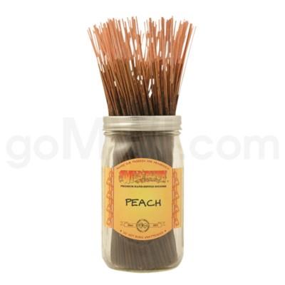 Wildberry Incense Peach 100/ct