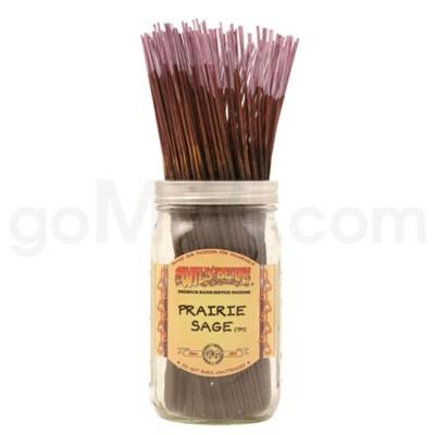 Wildberry Incense Prairie Sage 100/ct