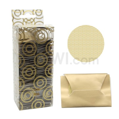 Pipe Screens Gold 5ct/pack 100CT/BX assorted sizes