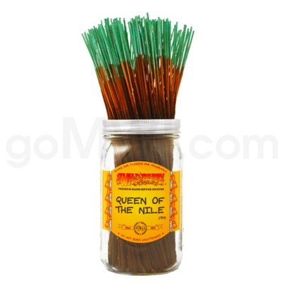 Wildberry Incense Queen Of The Nile 100/ct