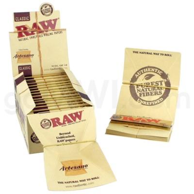 Raw Classic 1 1/4