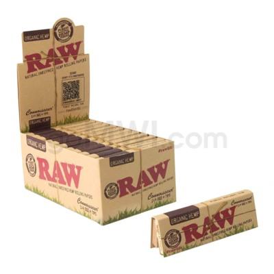 Raw Organic Hemp1 1/4