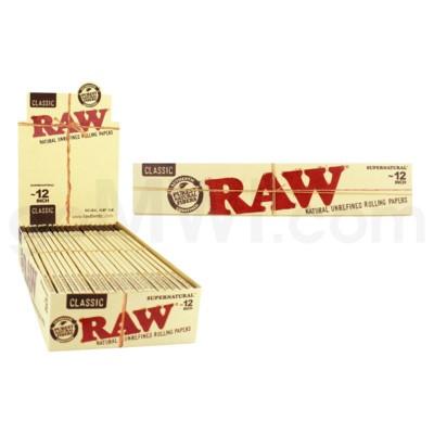 Raw Classic 12