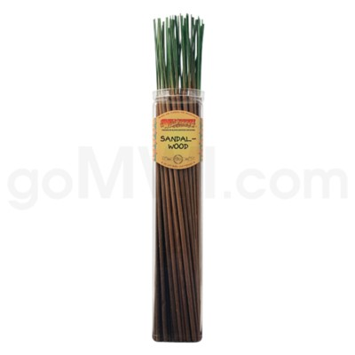 Wildberry Incense Sandalwood Biggies 50/ct