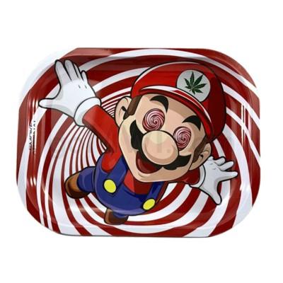 Smoke Arsenal 5x7in Mini Rolling Tray- Mario's Galaxy