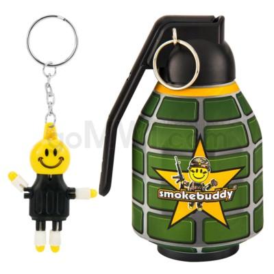 SmokeBuddy Original Personal Air Filter 5.3oz Grenade