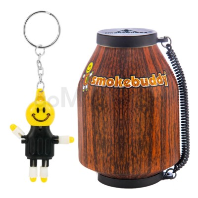 SmokeBuddy Original Personal Air Filter 5.3oz Wood