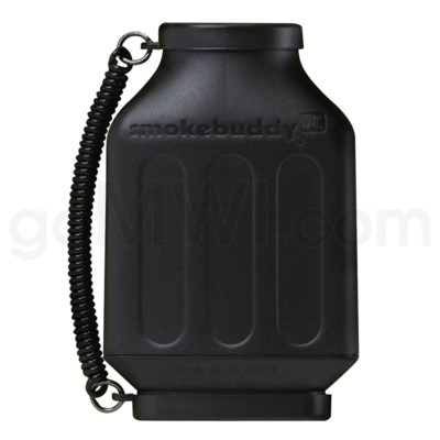 SmokeBuddy Jr. Personal Air Filter 2.4oz Black