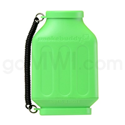 SmokeBuddy Jr. Personal Air Filter 2.4oz Lime