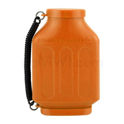 SmokeBuddy Jr. Personal Air Filter 2.4oz Orange