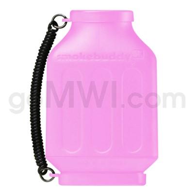 SmokeBuddy Jr. Personal Air Filter 2.4oz Pink