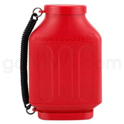 SmokeBuddy Jr. Personal Air Filter 2.4oz Red