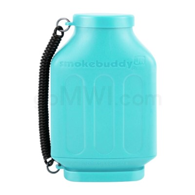 SmokeBuddy Jr. Personal Air Filter 2.4oz Teal