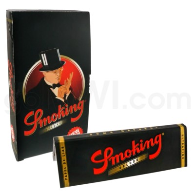 Smoking Black  1 1/4 25pk