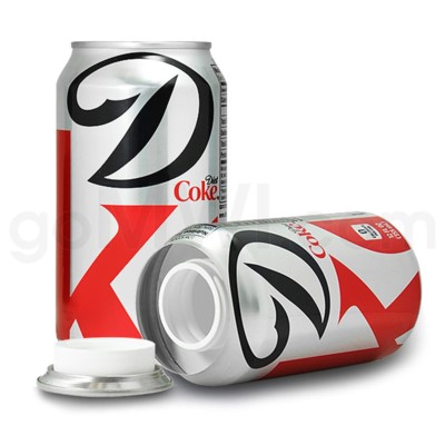 Safe Can Diet Coke