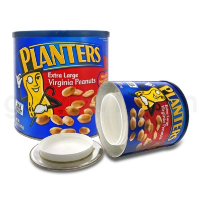 Safe Can Planters Peanuts Dry Roasted XL