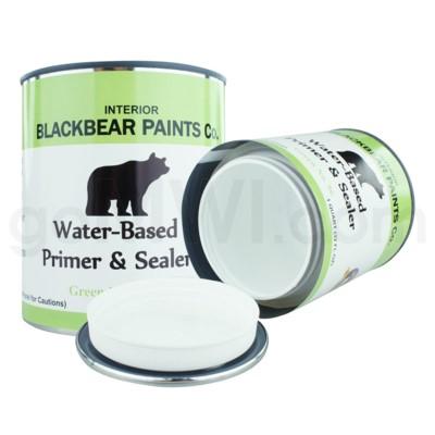 Safe Can Quart Paint Blackbear Paints Co