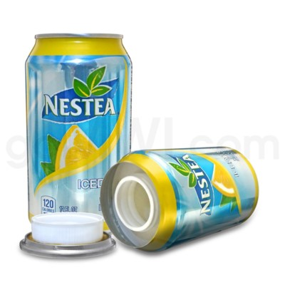 Safe Can Nestea