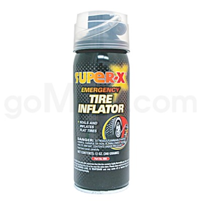Safe Can Super X Tire Inflator