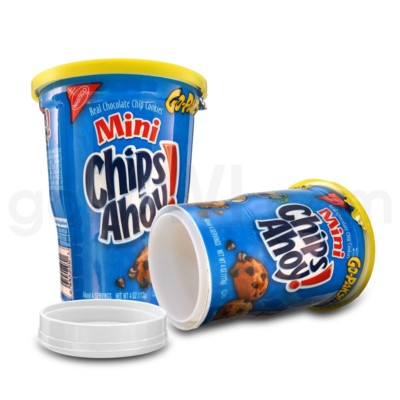 Safe Can Mini Chips Ahoy Go-Paks