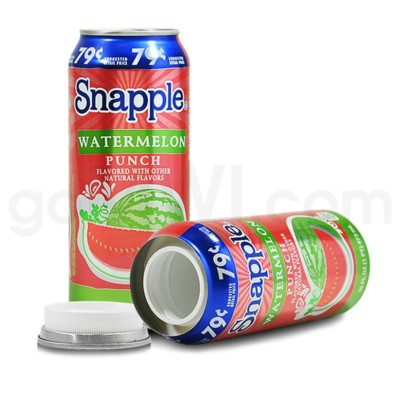 Safe Can Snapple Watermelon