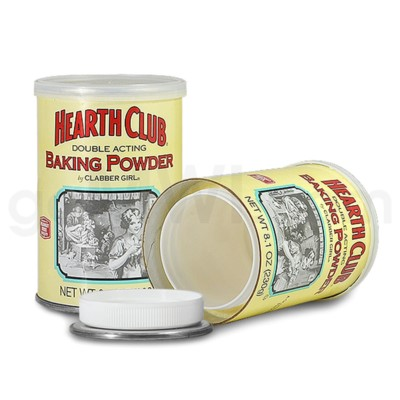 Safe Can Hearth Club Baking Powder