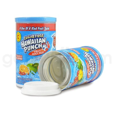 Safe Can Hawaiian Punch Drink Mix 0.7oz