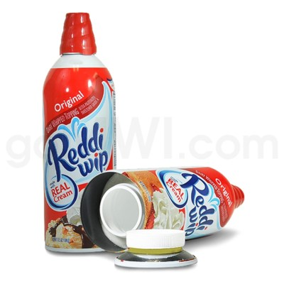 Safe Can Reddi Whip Original
