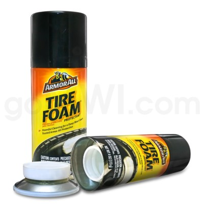 Safe Can Armor All Tire Foam Protectant