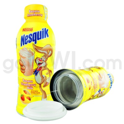 Safe Can Nesquik - Strawberry Banana Milk