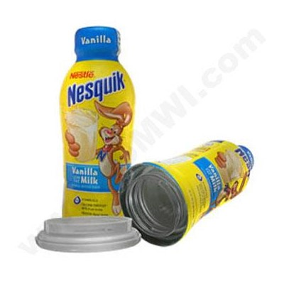 Safe Can Nesquik - Vanilla Milk