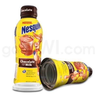 Safe Can Nesquik - Chocolate Milk