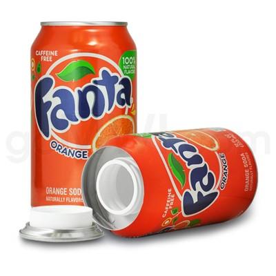 Safe Can Fanta Orange