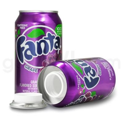 Safe Can Fanta Grape