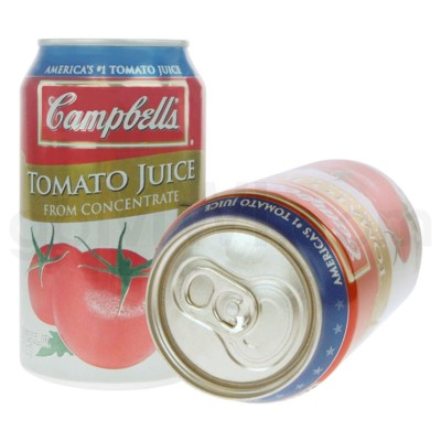 Safe Can Campbell Tomato