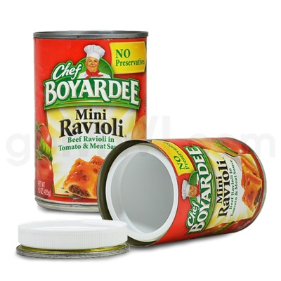 Safe Can Chef Boyardee - Mini Ravioli