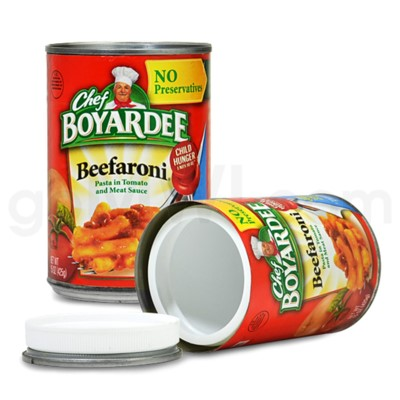 Safe Can Chef Boyardee - Beefaroni