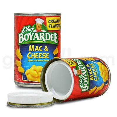 Safe Can Chef Boyardee - Mac & Cheese